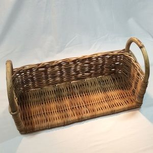 Accents - Open Sided Long Rectangular Basket